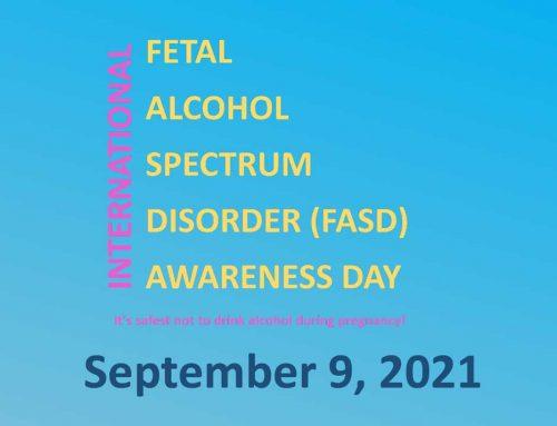 International FASD Awareness Day